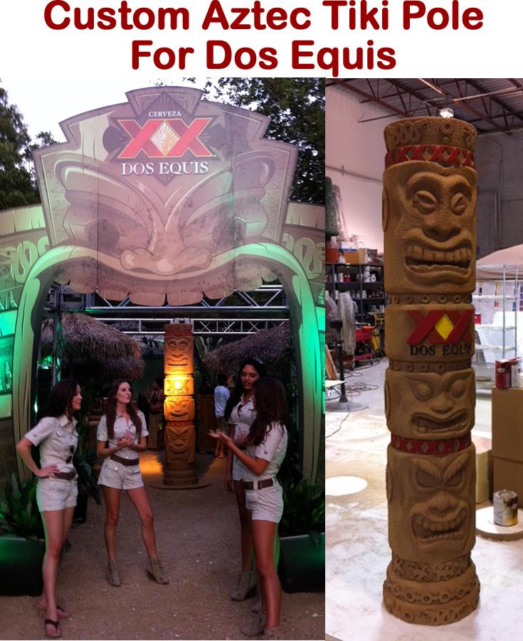 Aztec - Myian - Titki Pole