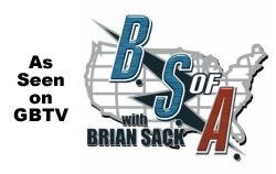 As seen on the BS of A with Brian Sack - GBTV