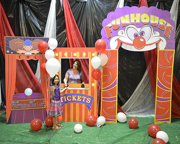 Carnival & Circus Cardboard Cutout Standup Props - Dino Rentos Studios ...