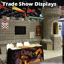 Tradeshow Displays and Props - Sculptures