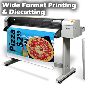 Wide format printing services and die-cutting - car-wrap-stickers-custom labels