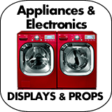 Appliances & Electronics Cardboard Cutouts
