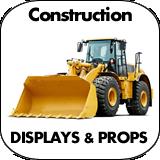 Construction Cardboard Cutout