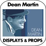 Dean Martin Cardboard Cutout Standup Prop