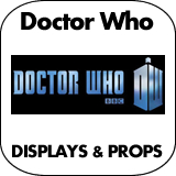 Doctor Who Cardboard Cutout Standup Props