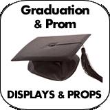 Graduation & Prom Cardboard Cutout