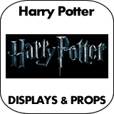 Harry Potter Cardboard Cutout Standup Props