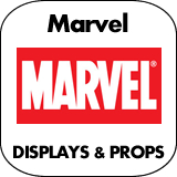 Marvel Cardboard Cutout Standup Props