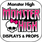 Monster High Cardboard Cutout Standup Props