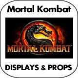 Mortal Kombat Cardboard Cutout Standup Props