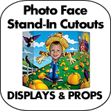Photo Face Stand-in