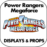 Power Rangers: Megaforce Cardboard Cutout Standup Props