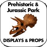 Dinosaur, Prehistoric & Jurassic Park Cardboard Cutout