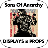 Sons of Anarchy Cardboard Cutout Standup Props