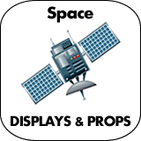 Space Cardboard Cutouts