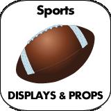 Sports Cardboard Cutouts