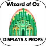 Wizard of Oz Cardboard Cutout