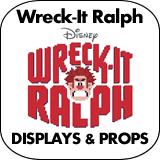 Wreck-It Ralph Cardboard Cutout Standup Props