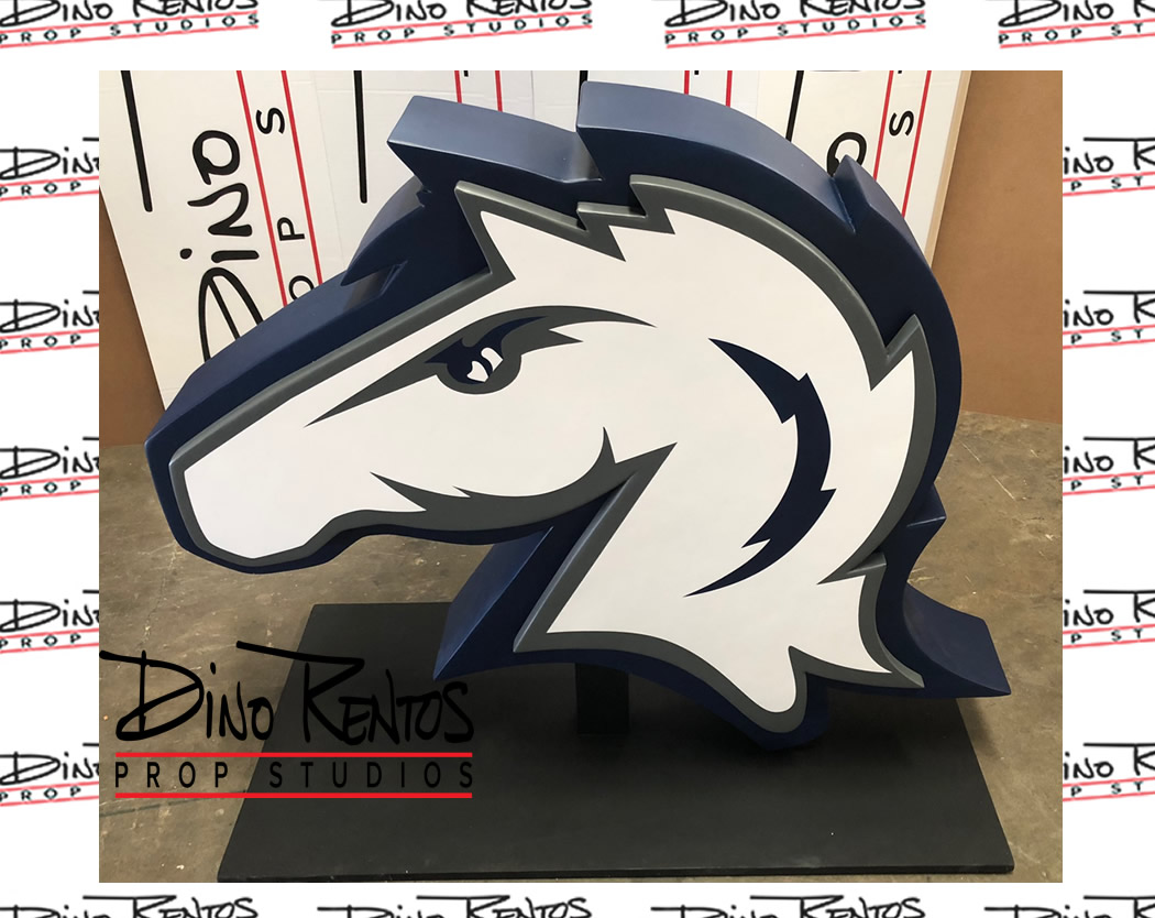 Custom Made Big Giant Foam Props - Sculptures  Made to Order Prop