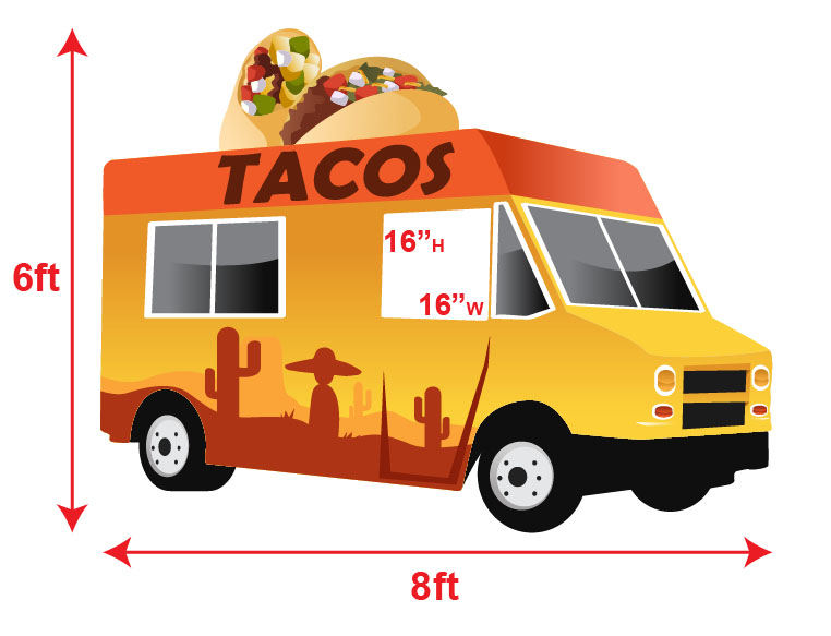 how to start a taco truck