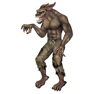 Jointed Werewolf 6'