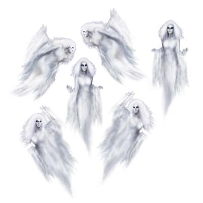"""Ethereal Ghost Props 35""""-37"""""""
