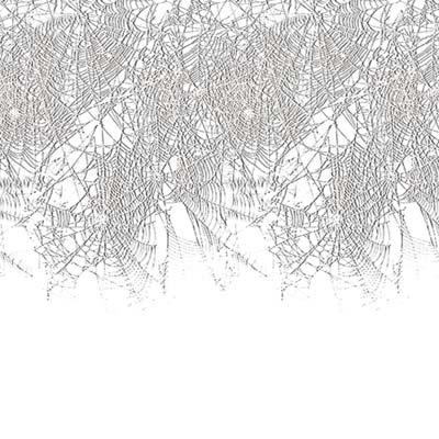 "Spider Web Border 24"" x 30'"