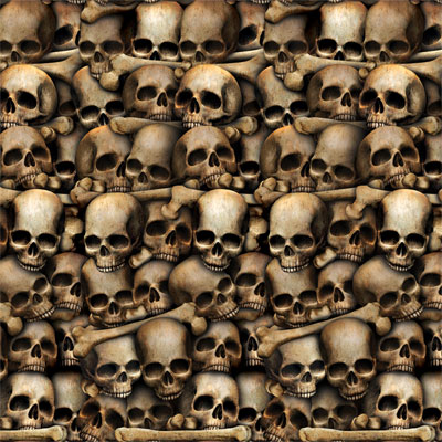 Catacombs Backdrop 4' x 30'