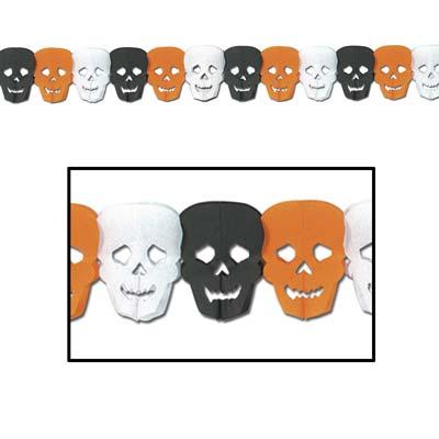 "Skull Garland 5½"" x 12'"