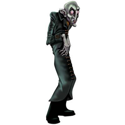 "Ghoul Cutout 35"""