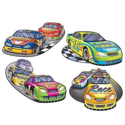 "Racing Cutouts 16"""