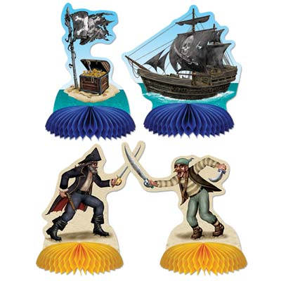 Pirate Playmates 5½""