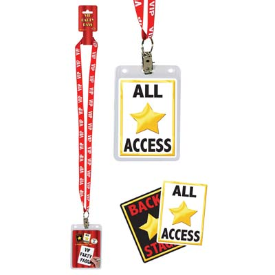 """VIP Party Pass 25"""""""