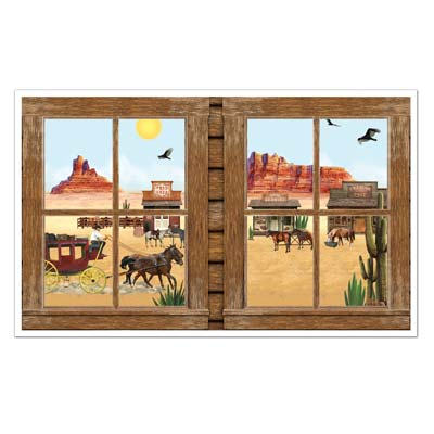 """Western Insta-View 3' 2"""" x 5' 2"""""""