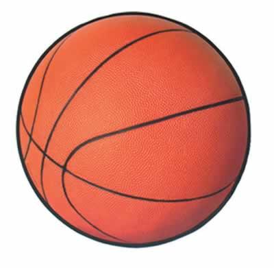 """Basketball Cutout 13½"""""""