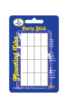 Party Stick Mounting Tabs