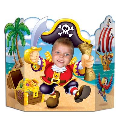 """Pirate Photo Prop 3' 1"""" x 25"""""""