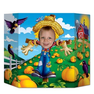 """Scarecrow Photo Prop 3' 1"""" x 25"""""""