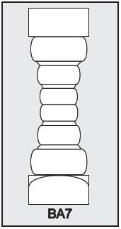 BA7 - Architectural Foam Shape - Baluster