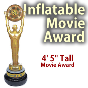Inflatable Movie Award Prop