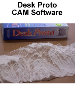 DeskProto - 3D CAM software