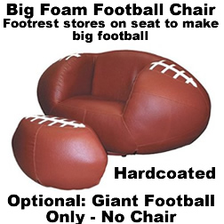 Big Football / Football Chair Prop