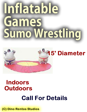 Inflatable-Games-Sumo-Wrestling