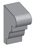 M20 - Architectural Foam Shape - Molding
