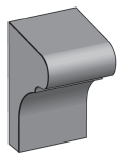 M29 - Architectural Foam Shape - Molding
