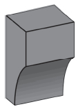 M31 - Architectural Foam Shape - Molding