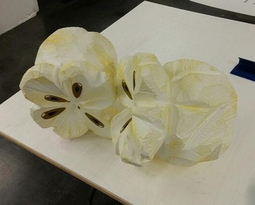 Popcorn Foam Prop