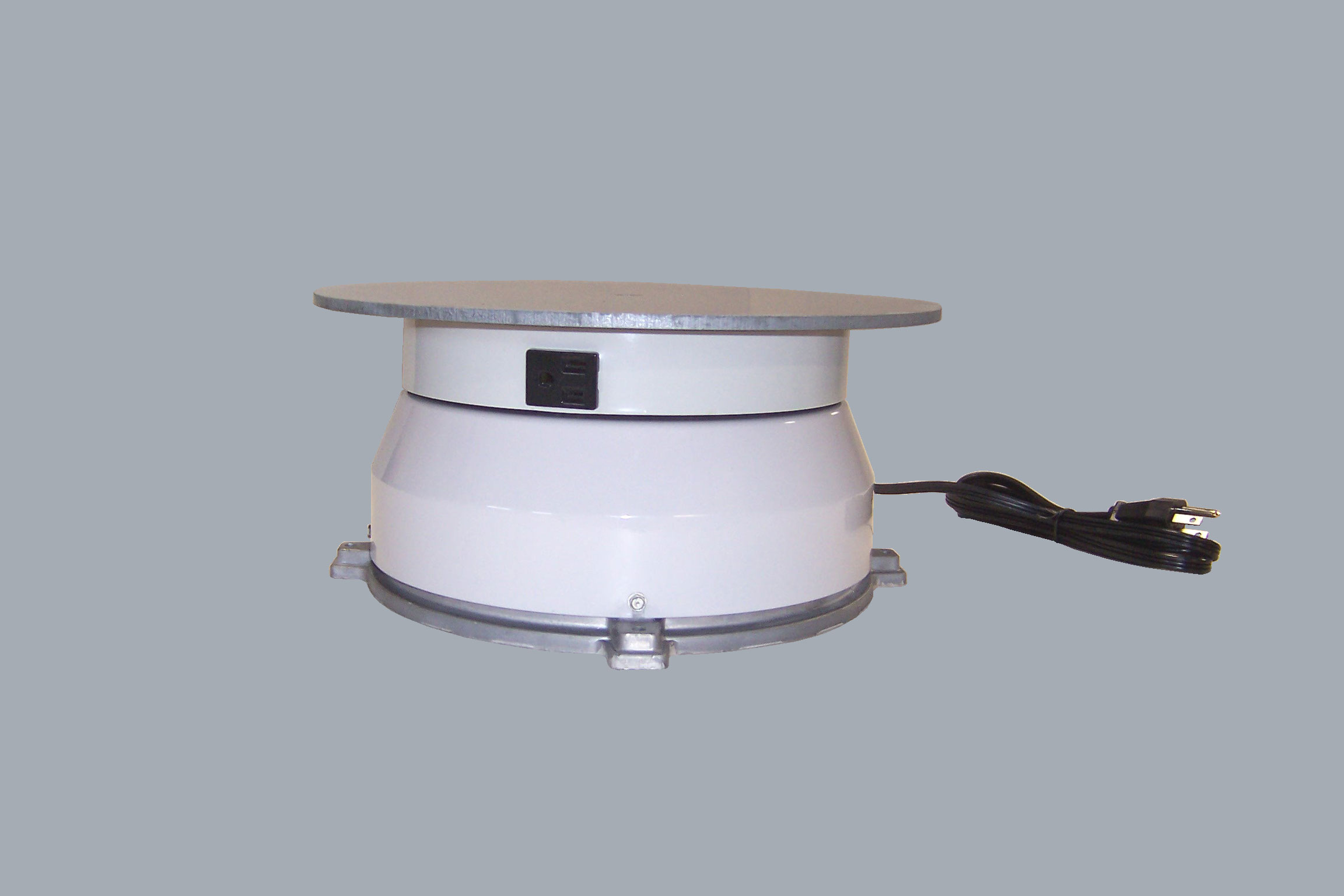 Turntable 125/12E 8 Amp