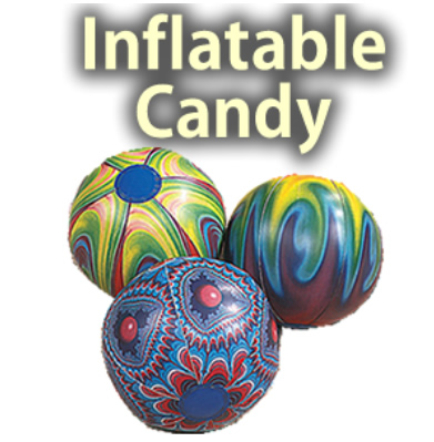 """Inflatable 9"""" Candy Props"""
