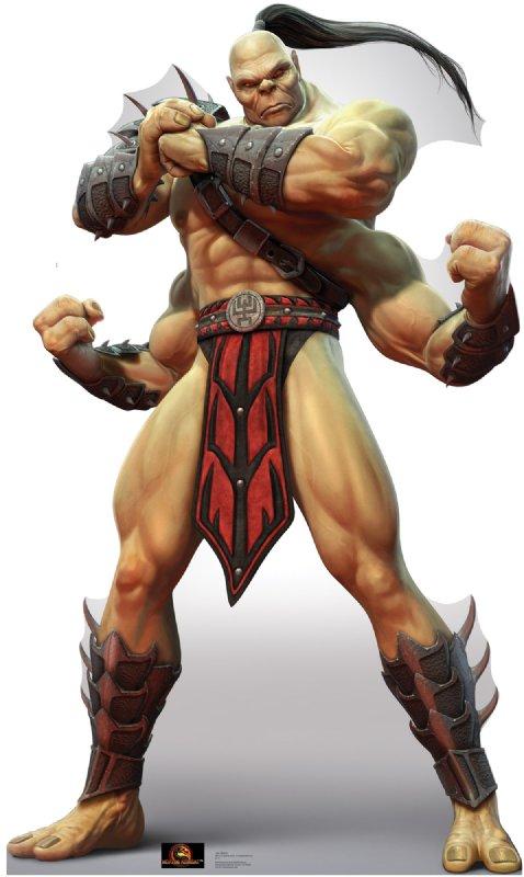 Goro - Mortal Kombat Cardboard Cutout Standup Prop